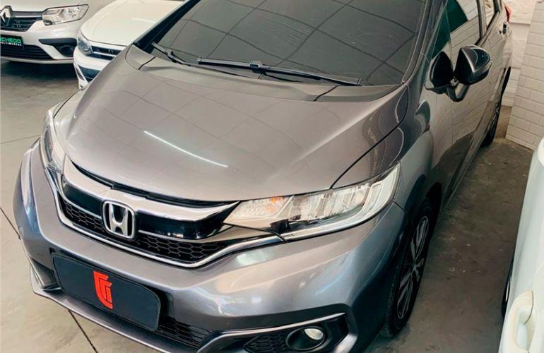 Honda Fit 1.5 EXL 16V Flex 4p Automático - Foto #6