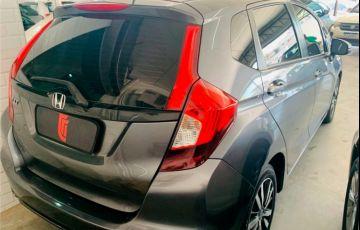 Honda Fit 1.5 EXL 16V Flex 4p Automático - Foto #7