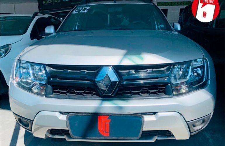 Renault Duster Oroch 2.0 16V Hi-flex Dynamique Automático - Foto #3