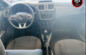 Renault Logan 1.0 12v Sce Flex Life Manual - Foto #2