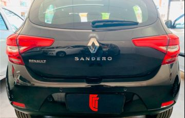 Renault Sandero 1.0 12v Sce Flex Zen Manual - Foto #4