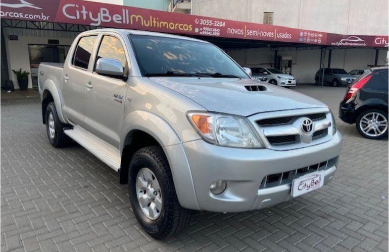 Toyota Hilux SRV 4x4 3.0 (cab. dupla) - Foto #1