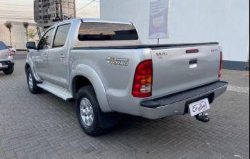 Toyota Hilux SRV 4x4 3.0 (cab. dupla) - Foto #3