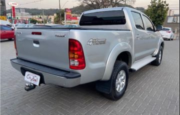 Toyota Hilux SRV 4x4 3.0 (cab. dupla) - Foto #4