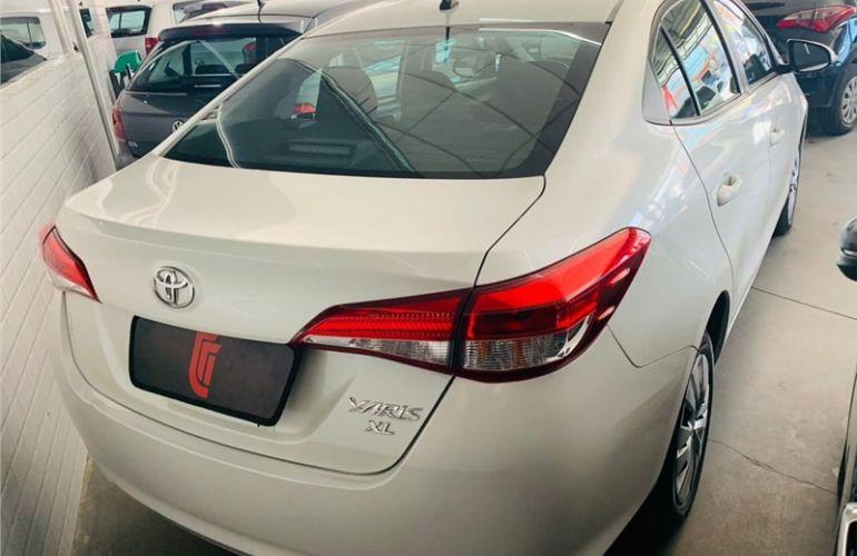 Toyota Yaris 1.5 16V Flex Sedan Xl Multidrive - Foto #5