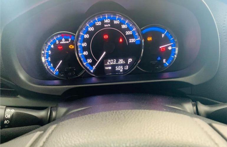 Toyota Yaris 1.5 16V Flex Sedan Xl Multidrive - Foto #6