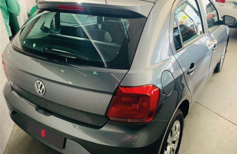 Volkswagen Gol 1.0 12v MPi Totalflex 4p Manual - Foto #5