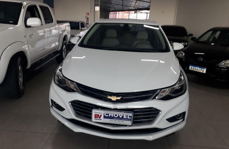Chevrolet Cruze LTZ 1.4 16V Turbo (aut) (flex) - Foto #3