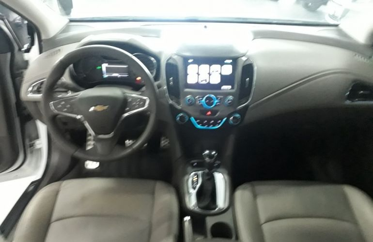 Chevrolet Cruze LTZ 1.4 16V Turbo (aut) (flex) - Foto #5