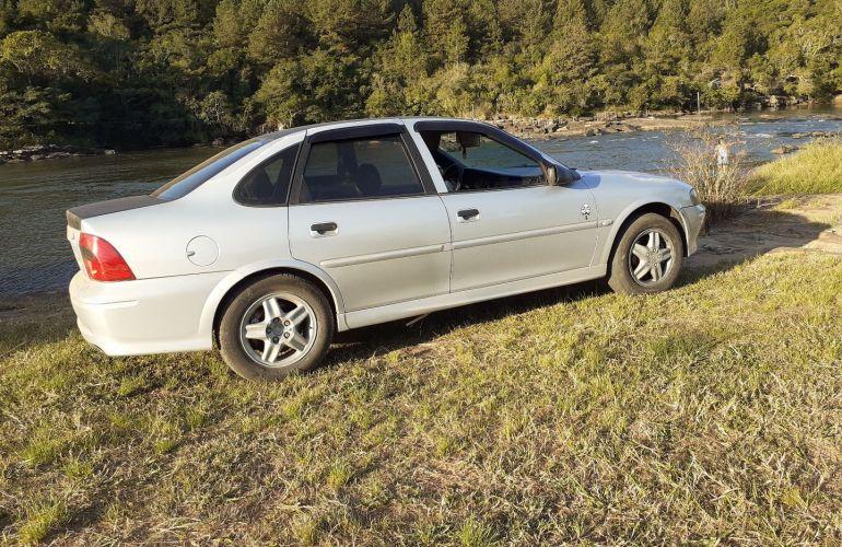 Chevrolet Vectra CD 2.2 MPFi 16V - Foto #8
