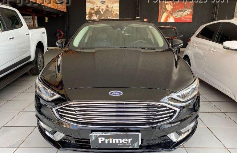 Ford Fusion Titanium 2.0 EcoBoost AWD 2.0 Ecoboost - Foto #2