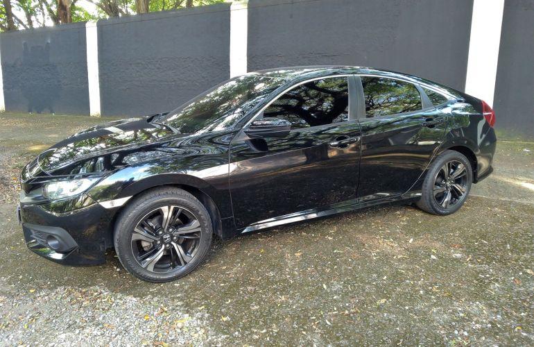 Honda Civic Sport 2.0 i-VTEC CVT - Foto #4