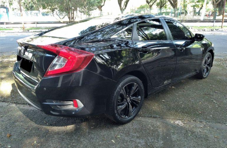 Honda Civic Sport 2.0 i-VTEC CVT - Foto #6