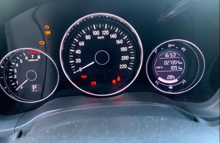 Honda Hr-v 1.5 16V Turbo Touring - Foto #10