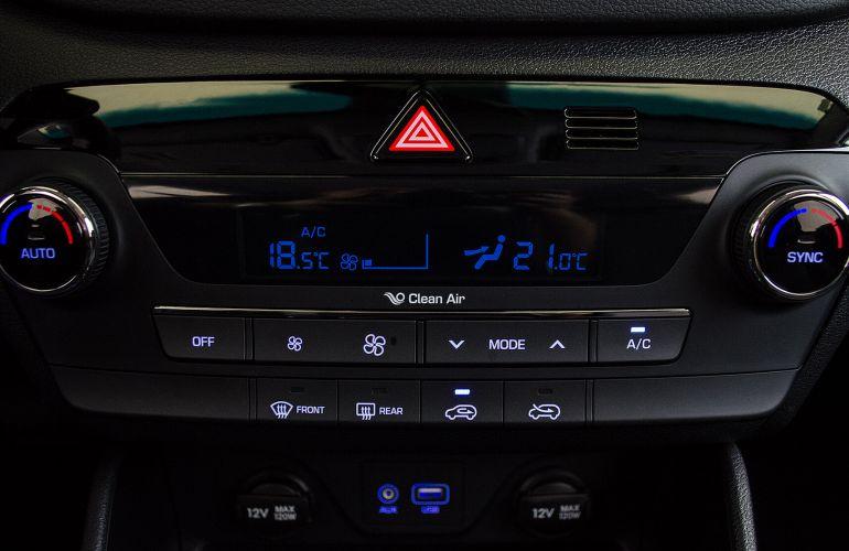 Hyundai Tucson 1.6 T-GDI GLS - Foto #3