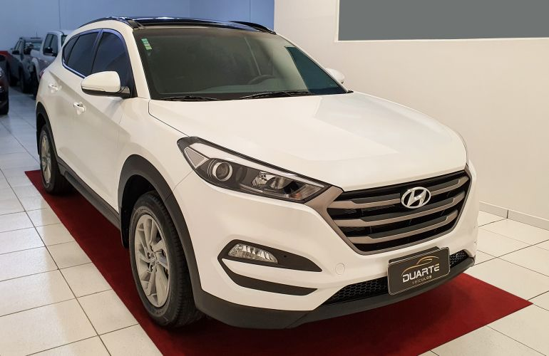Hyundai Tucson 1.6 T-GDI GLS - Foto #1