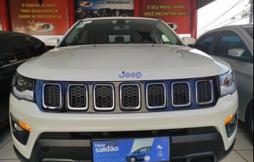 Jeep Compass 2.0 TDI Longitude 4WD