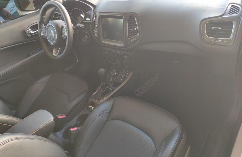 Jeep Compass 2.0 TDI Longitude 4WD - Foto #8