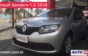 Renault Sandero 1.0 12v Sce Authentique - Foto #1