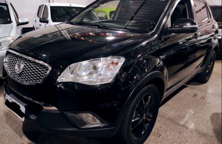 SsangYong Korando 2.0 GL AWD - Foto #1