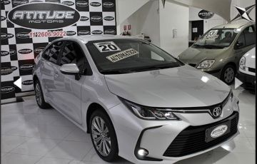 Toyota Corolla 2.0 GLi Dynamic Force - Foto #8
