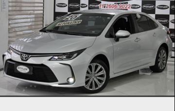 Toyota Corolla 2.0 GLi Dynamic Force - Foto #10