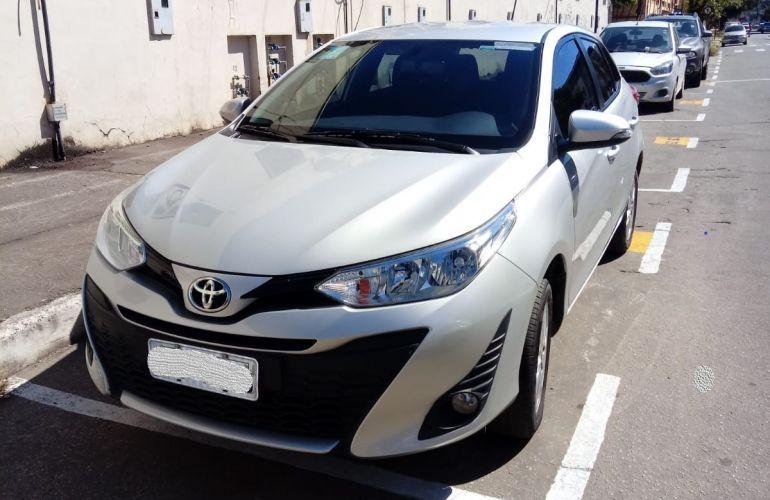 Toyota Yaris 1.3 XL (Flex) - Foto #1