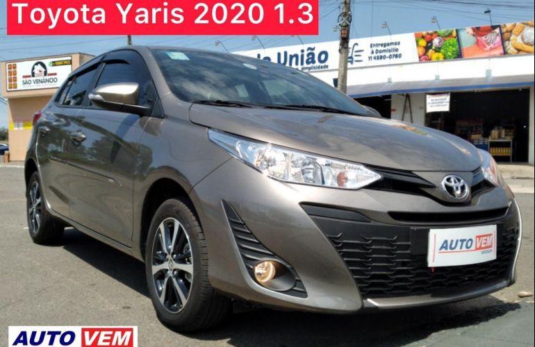 Toyota Yaris 1.3 16V Xl Live - Foto #1
