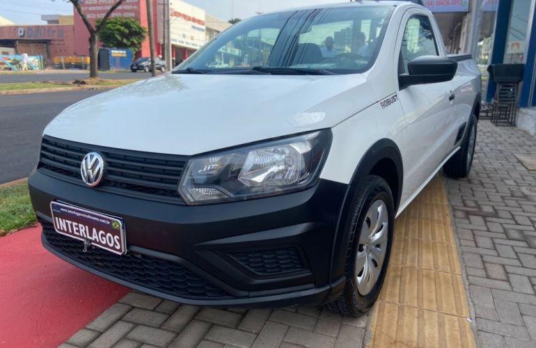 Volkswagen Saveiro 1.6 CS Robust - Foto #8