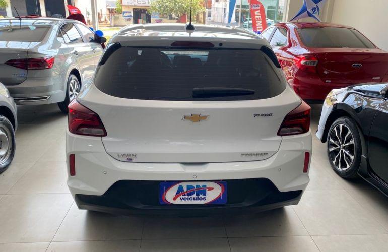 Chevrolet Onix 1.0 Turbo Premier (Aut) - Foto #8