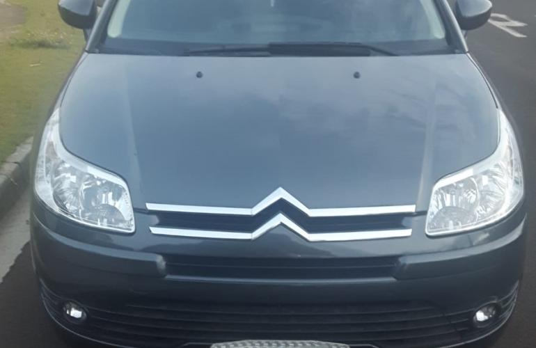 Citroën C4 GLX 2.0 (aut) (flex) - Foto #10