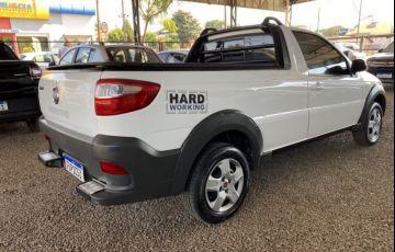 Fiat Strada 1.4 CS Hard Working - Foto #4
