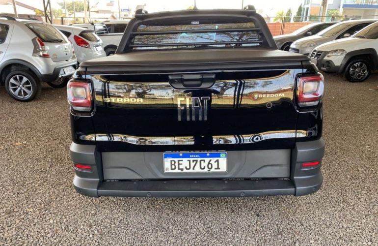 Fiat Strada 1.3 Cabine Dupla Freedom - Foto #5
