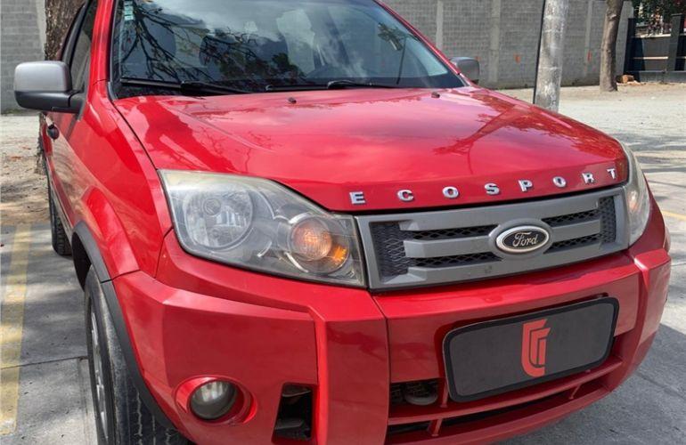 Ford Ecosport 1.6 Xlt Freestyle 8V Flex 4p Manual - Foto #5