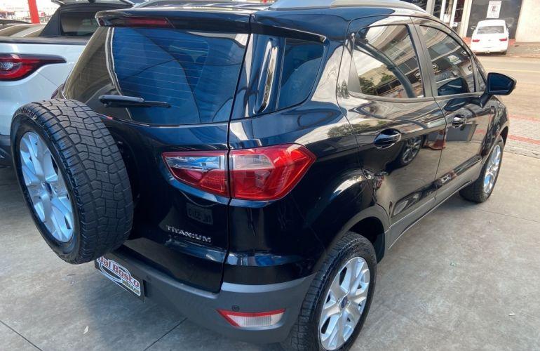 Ford Ecosport Titanium 1.6 16V (Flex) - Foto #4