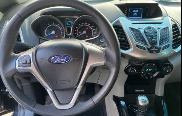 Ford Ecosport Titanium 1.6 16V (Flex) - Foto #6