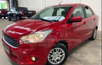 Ford Ka Sedan 1.5 SE Plus - Foto #2