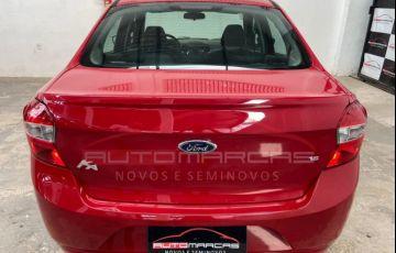 Ford Ka Sedan 1.5 SE Plus - Foto #5