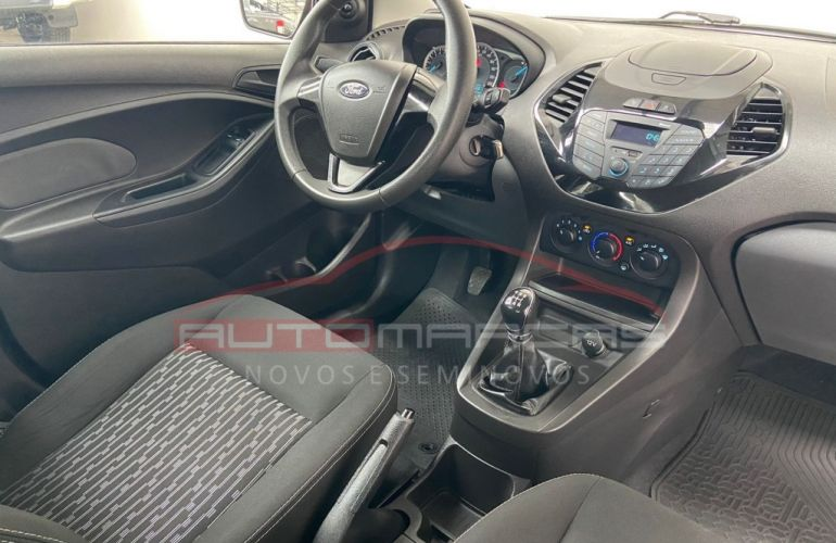 Ford Ka Sedan 1.5 SE Plus - Foto #9