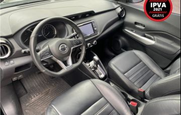 Nissan Kicks 1.6 16V Flexstart SV 4p Xtronic - Foto #2