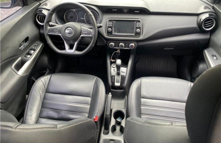 Nissan Kicks 1.6 16V Flexstart SV 4p Xtronic - Foto #6