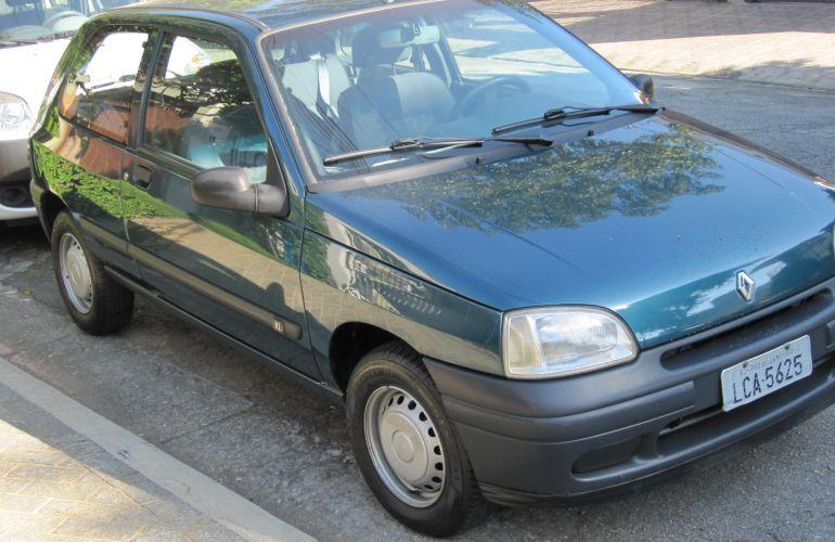 Renault Clio Hatch. RL 1.6 (importado) - Foto #2