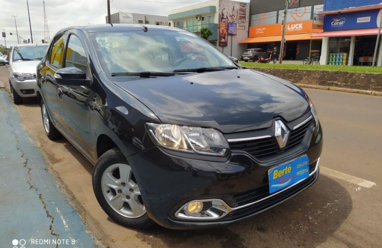 Renault Logan Dynamique 1.6 8V (flex) - Foto #5