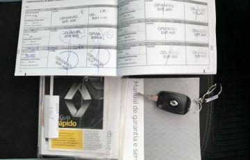 Renault Sandero Vibe 1.0 12V SCe (Flex) - Foto #10