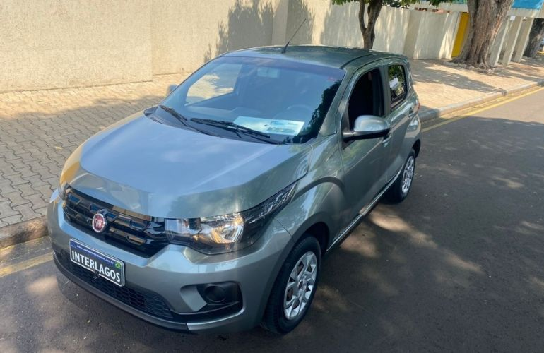 Fiat Mobi 1.0 FireFly Drive - Foto #6