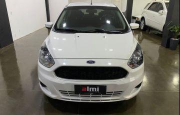 Ford Ka 1.0 SE Plus (Flex) - Foto #3