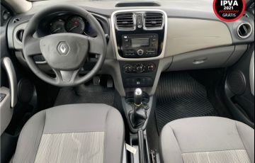 Renault Logan 1.0 Expression 16V Flex 4p Manual - Foto #2