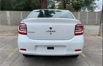 Renault Logan 1.0 Expression 16V Flex 4p Manual - Foto #4
