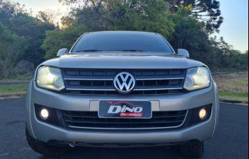 Volkswagen Amarok 2.0 TDi CD 4x4 Highline - Foto #4