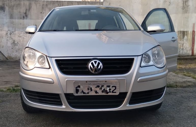 Volkswagen Polo Hatch. 1.6 8V E-Flex (Flex) - Foto #1